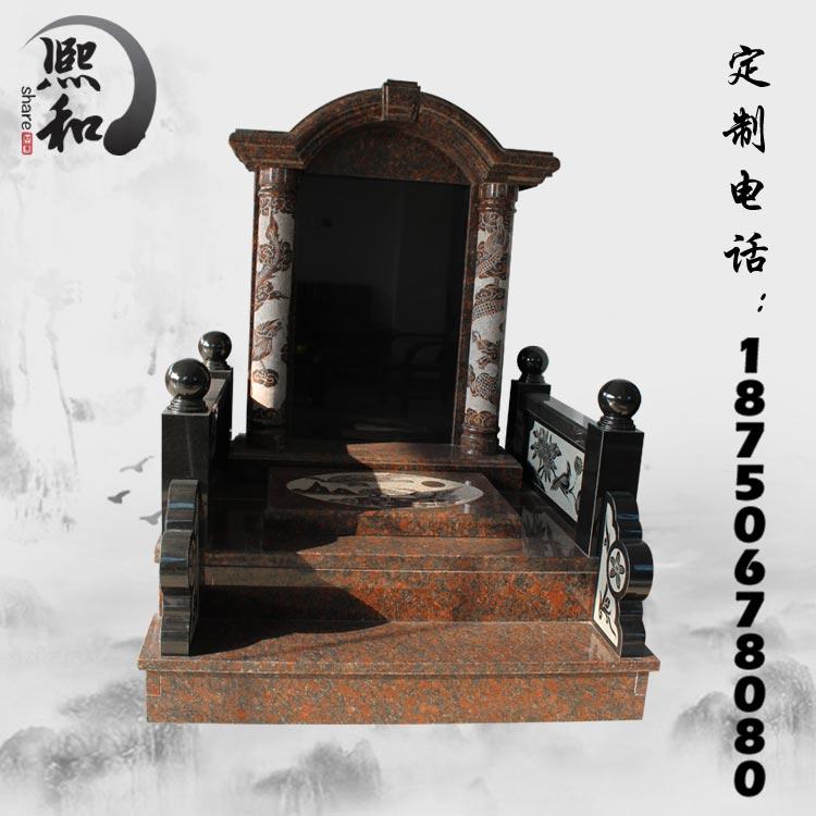 石碑套碑,汉白玉墓碑,墓碑石碑