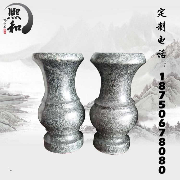惠安墓碑厂家,烛台,石雕烛台