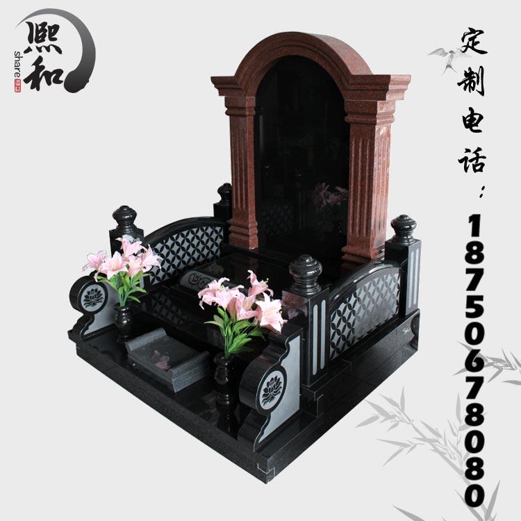 高档墓碑,墓碑加工厂,石墓碑狮子