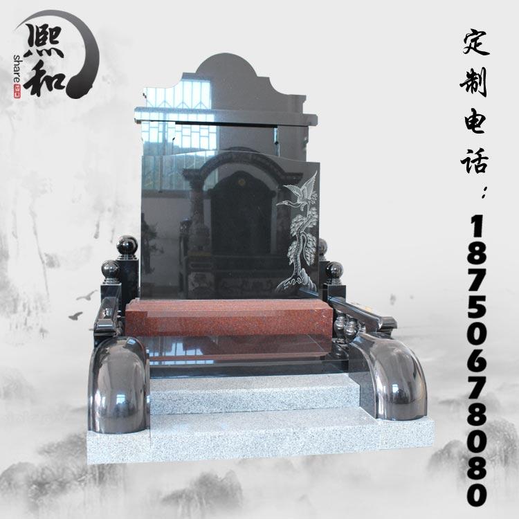 惠安墓碑厂家,墓碑石材,中国黑墓碑