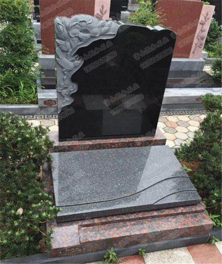石雕墓碑,陵园墓碑