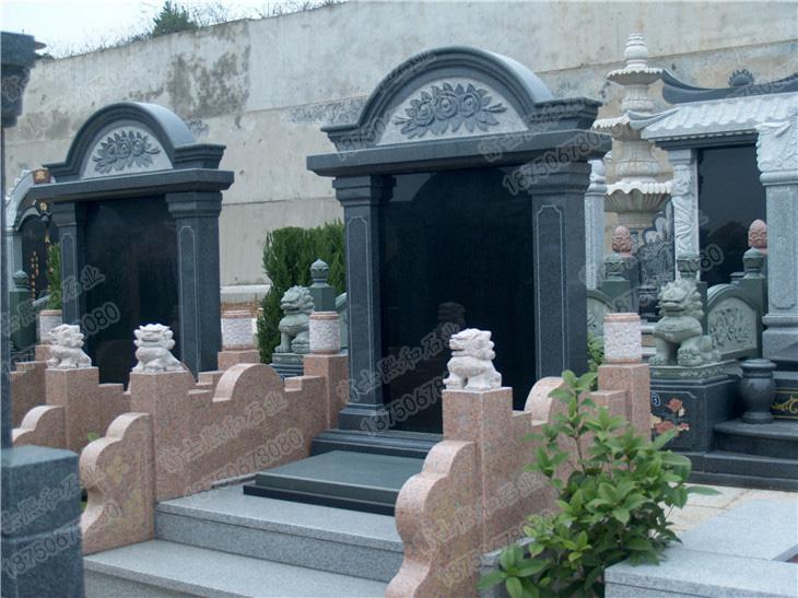 陵园墓碑,山西黑墓碑