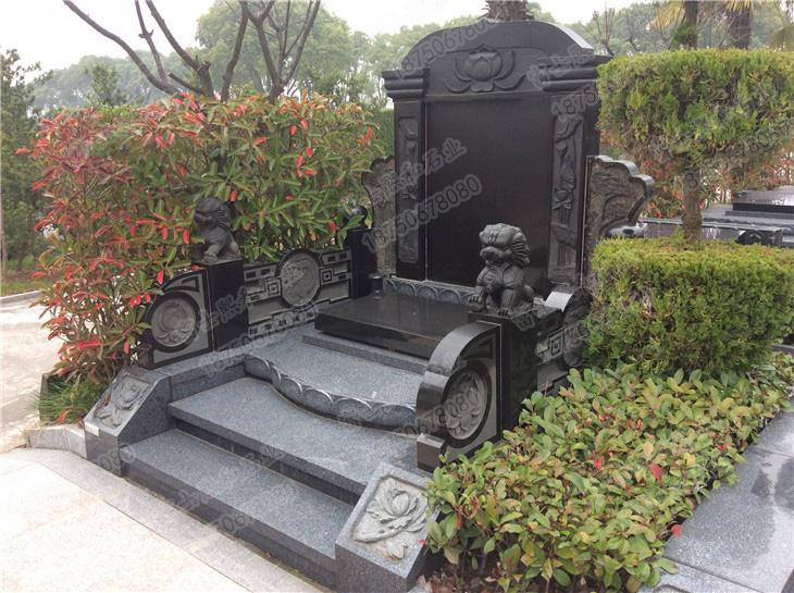家族墓碑,陵园墓碑,私人墓碑