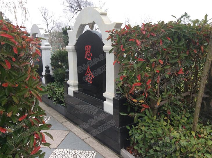 中式墓碑,国内墓碑