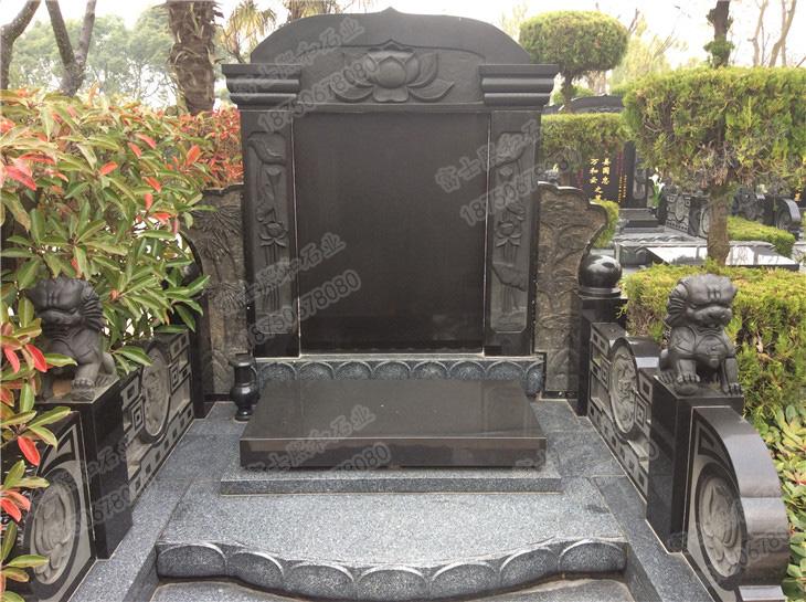 国内墓碑,石雕墓碑