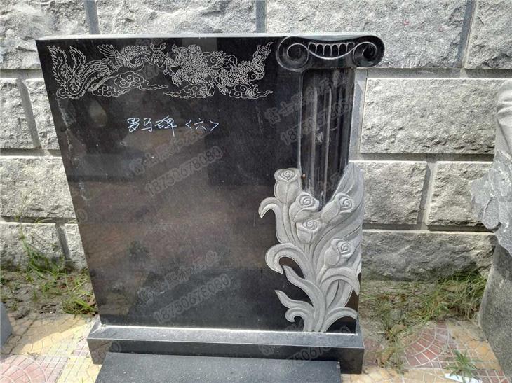 土葬墓碑,家族墓碑