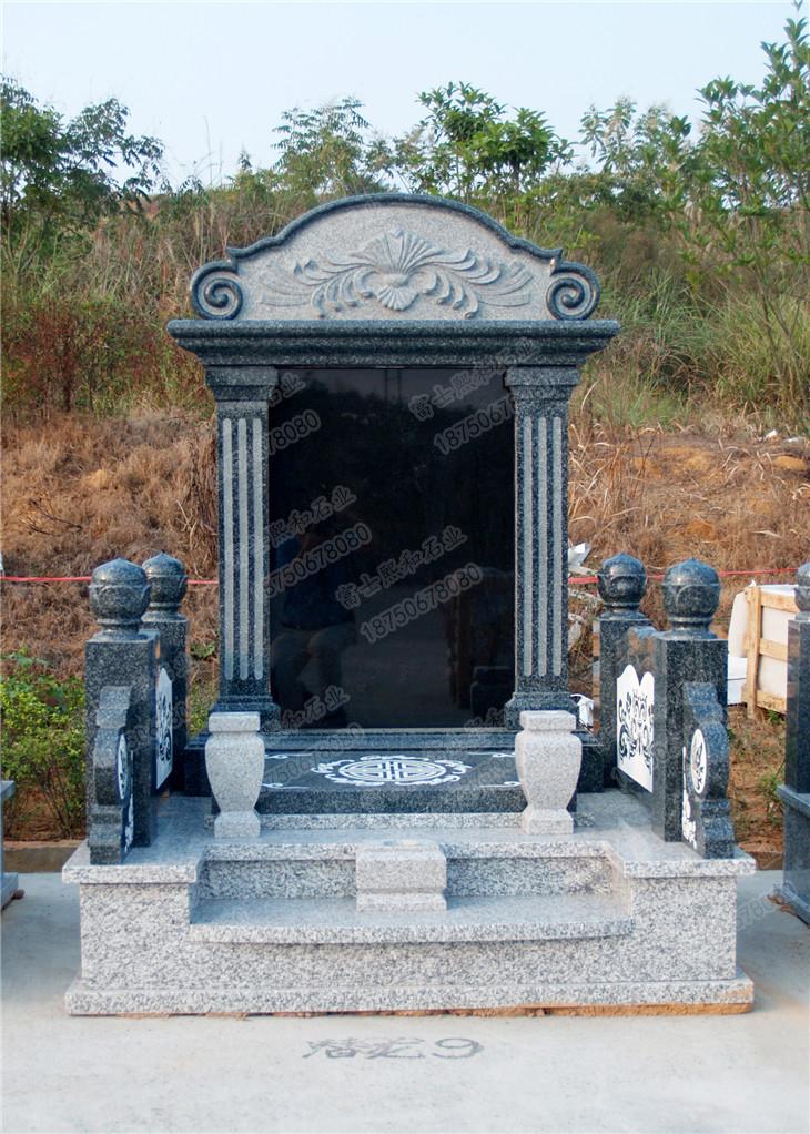 中式墓碑,石雕墓碑