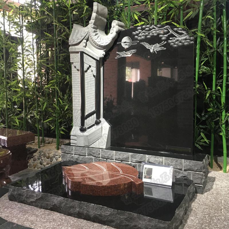 豪华艺术墓碑