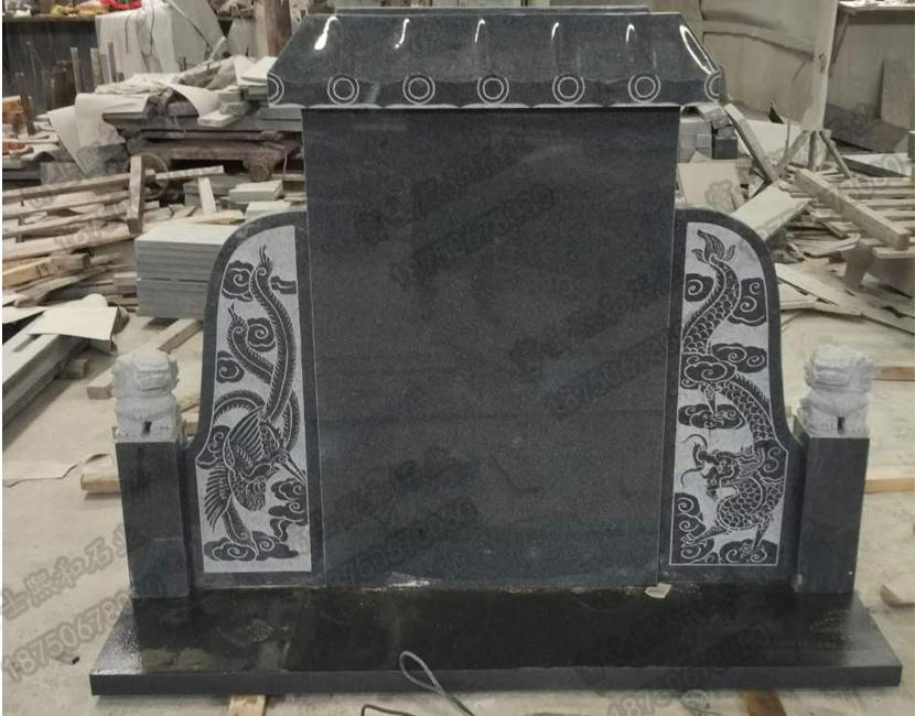 国内土葬墓碑