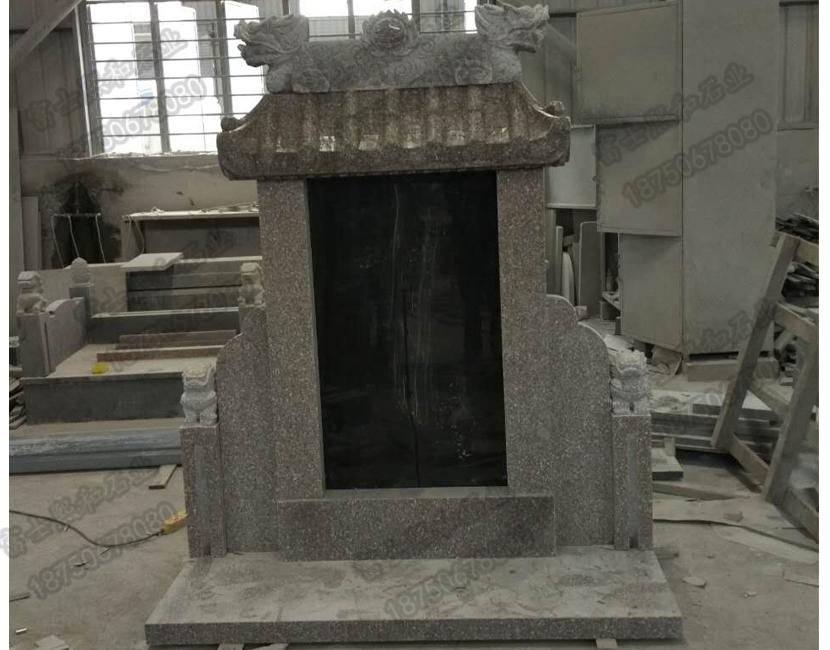 土葬墓碑设计