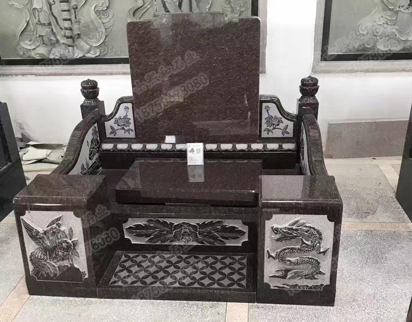 墓碑工艺技术,惠安墓碑艺术厂家