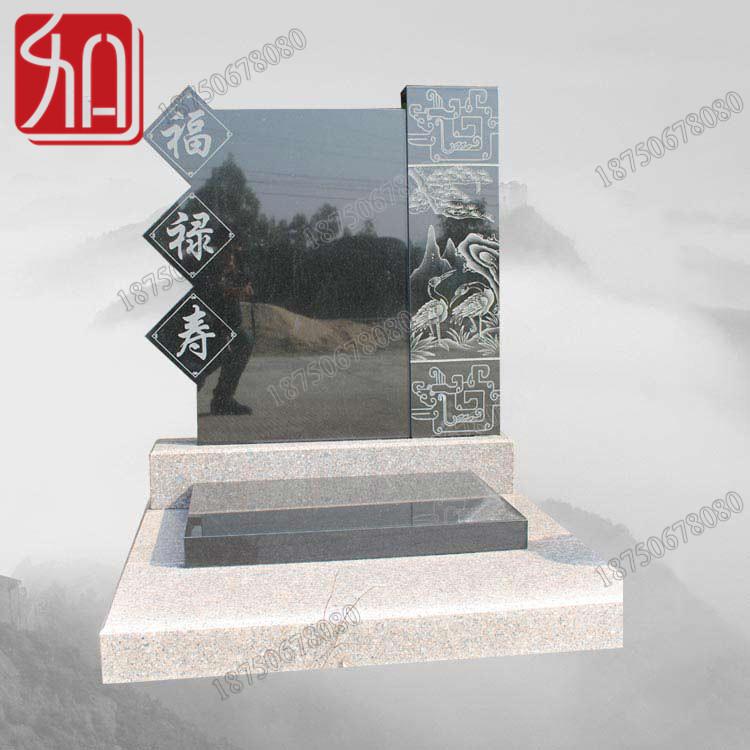 曲靖陵园墓碑