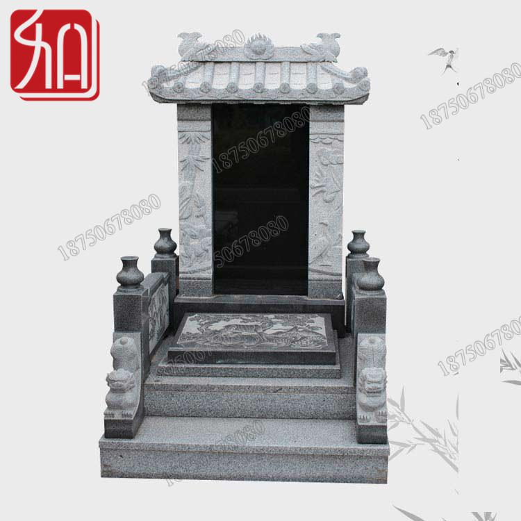 传统墓碑造型,家族传统墓碑