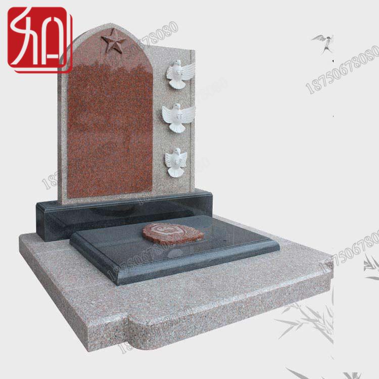 贵州铜仁艺术火葬墓碑