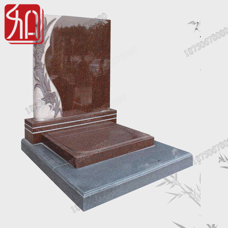 贵州铜仁陵园火葬墓碑