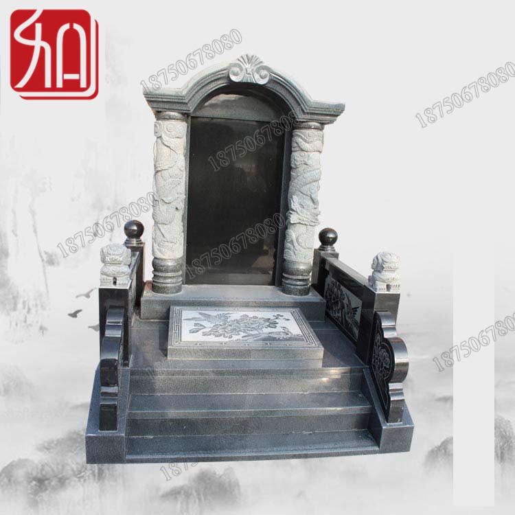 贵州铜仁火葬陵园墓碑