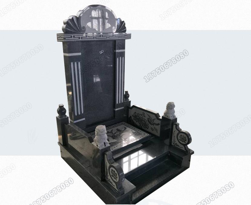 花岗岩墓碑,石雕墓碑,墓碑石雕