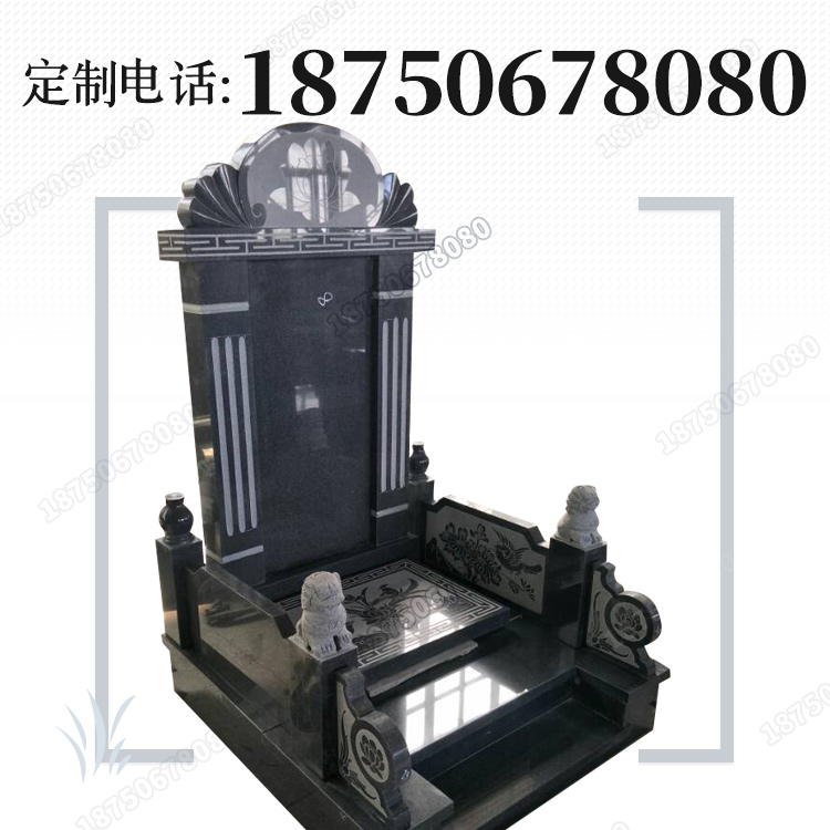墓碑的材质,墓碑的样式,惠安墓碑石雕厂