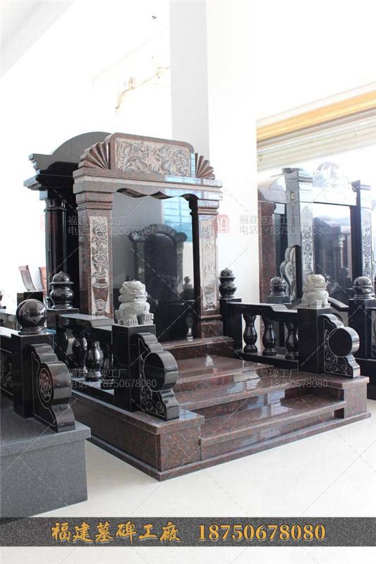 惠安陵园墓碑一套多少,惠安花岗岩墓碑,惠安山西黑墓碑