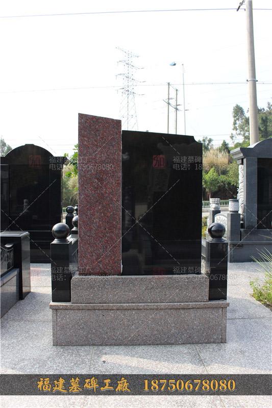 德宏州传统墓碑,传统石雕火葬碑,传统石雕墓碑定制