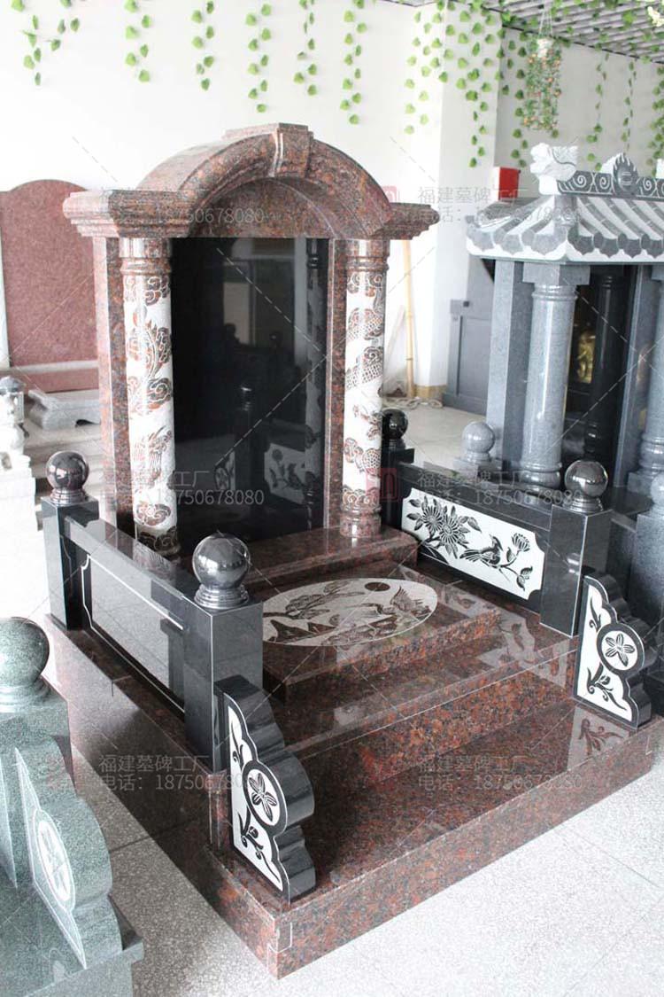德宏州石雕墓碑,一套石雕墓碑,定制石雕墓碑,