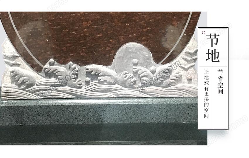 欧式墓碑细节图,陵园艺术墓碑产品图,花岗岩石雕墓碑图片,