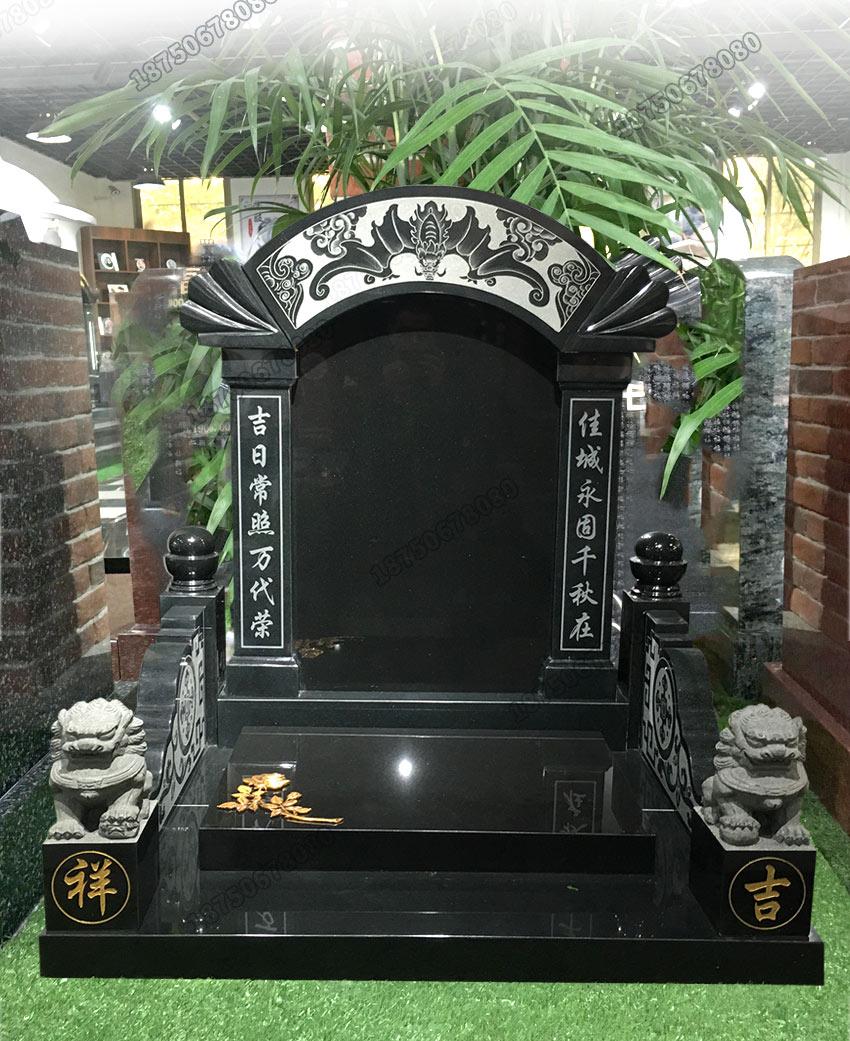 云南墓碑花岗岩,云南传统墓碑加工,云南艺术墓碑定制,