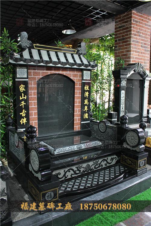 山西黑墓碑款式设计,大理石高端墓碑款式现货,传统石雕墓碑现货,