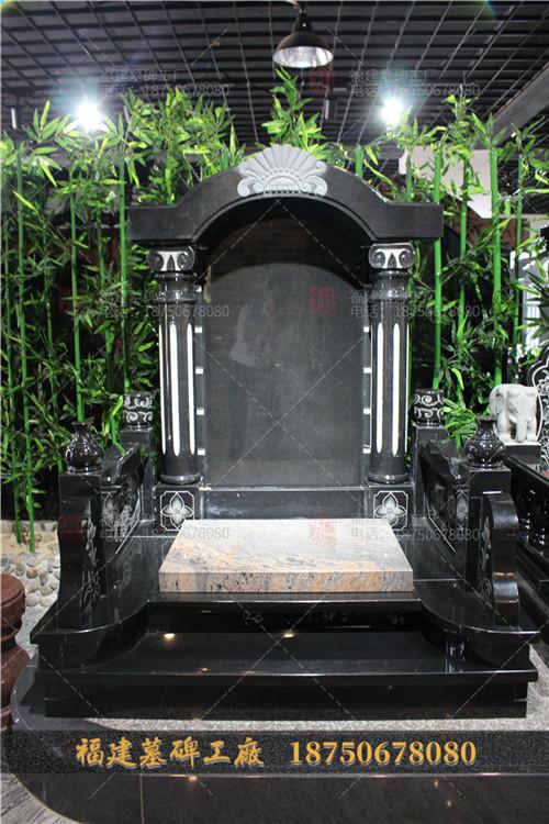 山西黑墓碑定制,印度红墓碑加工,花岗岩墓碑批发,