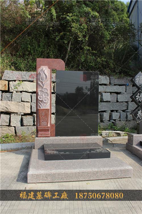 农村石头墓碑,农村石雕墓碑价格,传统墓碑现货,