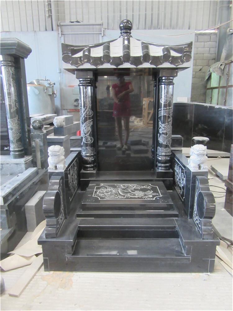 屋檐式墓碑